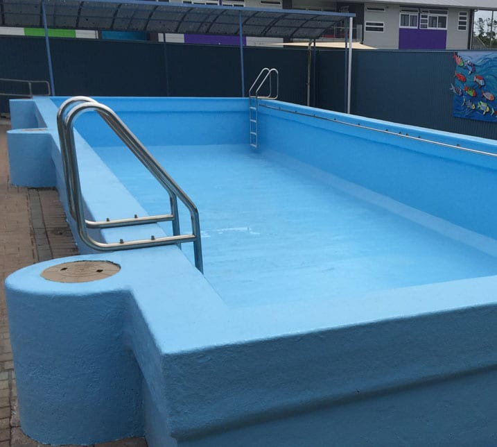 Commercial pool Services - School & Commercial