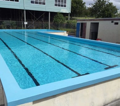 School and Commercial Swimming Pools - What We Do