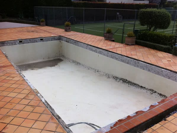 swimming pool renovations - Home