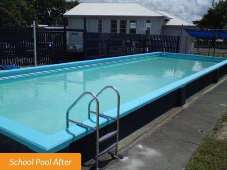 Birkdale School Pool After