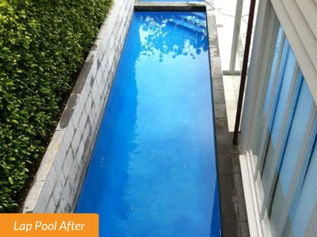 Lap Pool After