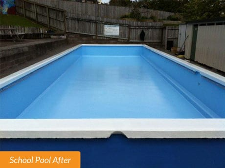 Mellonsbay School Pool After