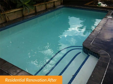 Residential Renovation After