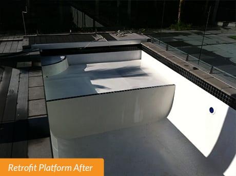 Retrofit Platform After