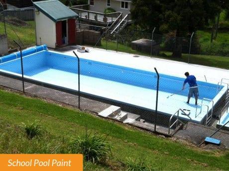 School Pool Paint