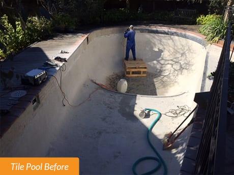 Tile Pool Before