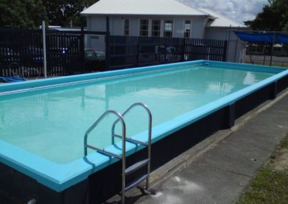 Birkdale Primary School Pool After