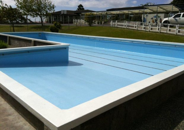 Chelsea Primary school pool after renovation