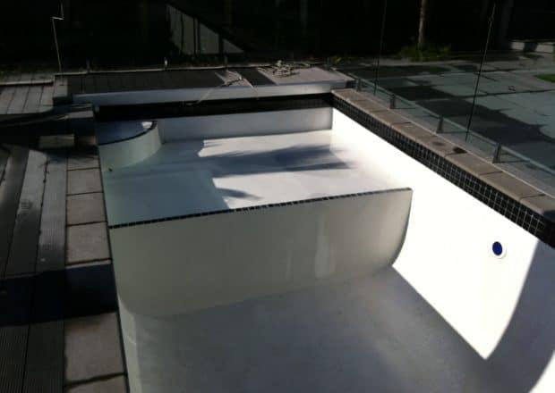 Retrofit Platform for Pool After