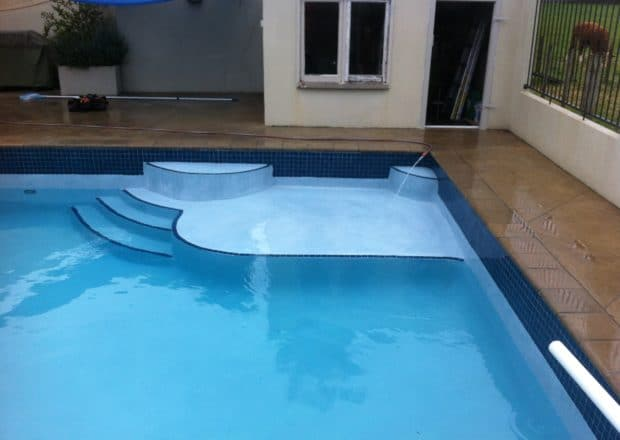 Pool Form New Steps After