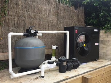 Swimming pool pump equipment repair - Pool Repairs & Service